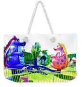 Dizzy Dragon Ride 1 Weekender Tote Bag