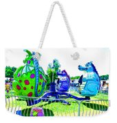 Dizzy Dragon Ride 2   Weekender Tote Bag