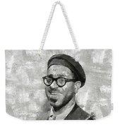 Dizzy Gillespie Vintage Jazz Musician Weekender Tote Bag