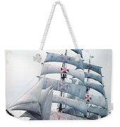 dk tall ships sagres i lyr 1896 D K Spinaker Weekender Tote Bag