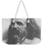 Dmitri Mendeleev, Russian Chemist Weekender Tote Bag