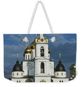 Dmitrov. Assumption Cathedral. Weekender Tote Bag