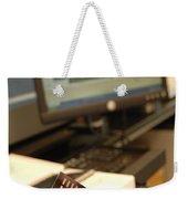 Dna Microarray Weekender Tote Bag