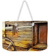 Do-00040 Old House Front Weekender Tote Bag