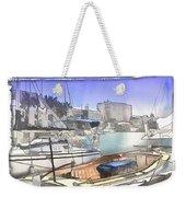 Do-00048 Cullen Bay Weekender Tote Bag