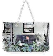 Do-00056 Shop Front In Morpeth Village Weekender Tote Bag