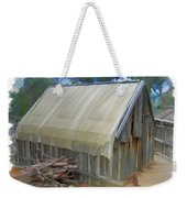 Do-00070 Small Cabin Weekender Tote Bag
