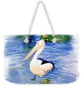 Do-00088 Pelican Weekender Tote Bag
