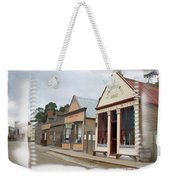Do-00098 Town Centre - Sovereign Hill Weekender Tote Bag