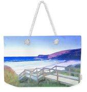 Do-00103 Frasier Beach Weekender Tote Bag