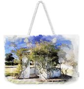 Do-00118 Gazebo Weekender Tote Bag