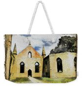 Do-00245 Church In Port Arthur Weekender Tote Bag