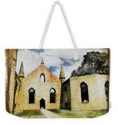 Do-00247 Church At Port Arthur Weekender Tote Bag