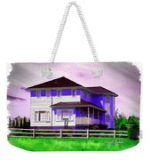 Do-00258 House In Grindelwald Swiss Village Weekender Tote Bag