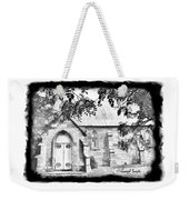 Do-00273 St John Church Weekender Tote Bag