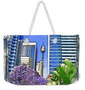 Do-00285 Sydney Centre Tower In Spring Weekender Tote Bag