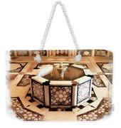 Do-00323 Old Bath Fountain Weekender Tote Bag