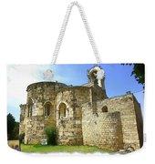 Do-00344 Church Of St John Marcus In Byblos Weekender Tote Bag