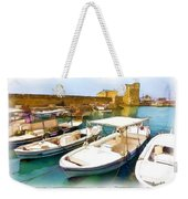 Do-00350 Byblos Port Weekender Tote Bag