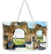 Do-00409 View On Arena In Tyr Weekender Tote Bag