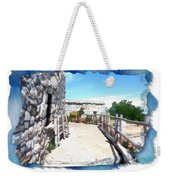 Do-00459 Mar Charbel Aanaya Weekender Tote Bag