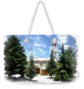 Do-00460 St Charbel Church Weekender Tote Bag
