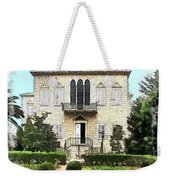 Do-00461 Yazbeck Palace Weekender Tote Bag