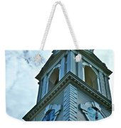 Do Not Be Late For Church Weekender Tote Bag