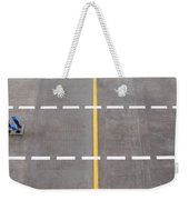 Do Not Cross Weekender Tote Bag