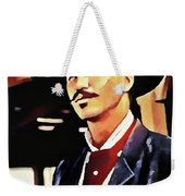 Doc Weekender Tote Bag