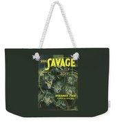 Doc Savage Strange Fish Weekender Tote Bag