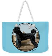 Dock Dog  Weekender Tote Bag