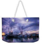 Dock Of Bay Weekender Tote Bag
