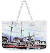 Docks N Boats Weekender Tote Bag