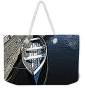 Dockside Quietude Weekender Tote Bag
