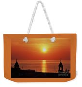 King's Wharf, Bermuda, Sunset # 2 Weekender Tote Bag