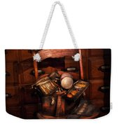 Doctor - Inside A Doctors Bag Weekender Tote Bag