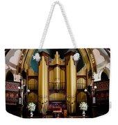 Dodd Pipe Organ Kent Town Adelaide Weekender Tote Bag