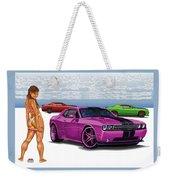 Dodge 1 Weekender Tote Bag