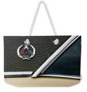 Dodge Challenger Se Classic Car Weekender Tote Bag