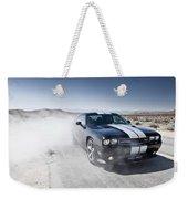 Dodge Challenger Srt8 Weekender Tote Bag
