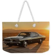 Dodge Charger - 01 Weekender Tote Bag