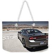 Dodge Charger Srt8 Weekender Tote Bag
