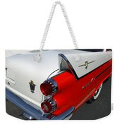 Dodge Coronet Tail Fin Weekender Tote Bag