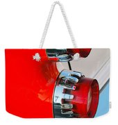 Dodge Coronet Taillight Weekender Tote Bag