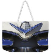 Dodge Custom Royal V8 Hood Ornament Weekender Tote Bag