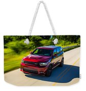Dodge Durango Srt 2018 Weekender Tote Bag