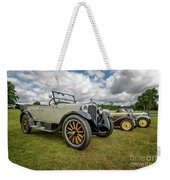 Dodge Four Tourer Weekender Tote Bag