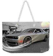Dodge Hellcat Weekender Tote Bag