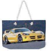 Dodge Weekender Tote Bag